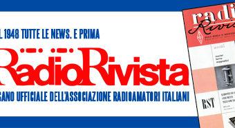 70 Anni RadioRivista – Prot. n. 298-P/18
