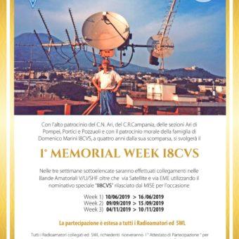 I Memorial Week II8CVS