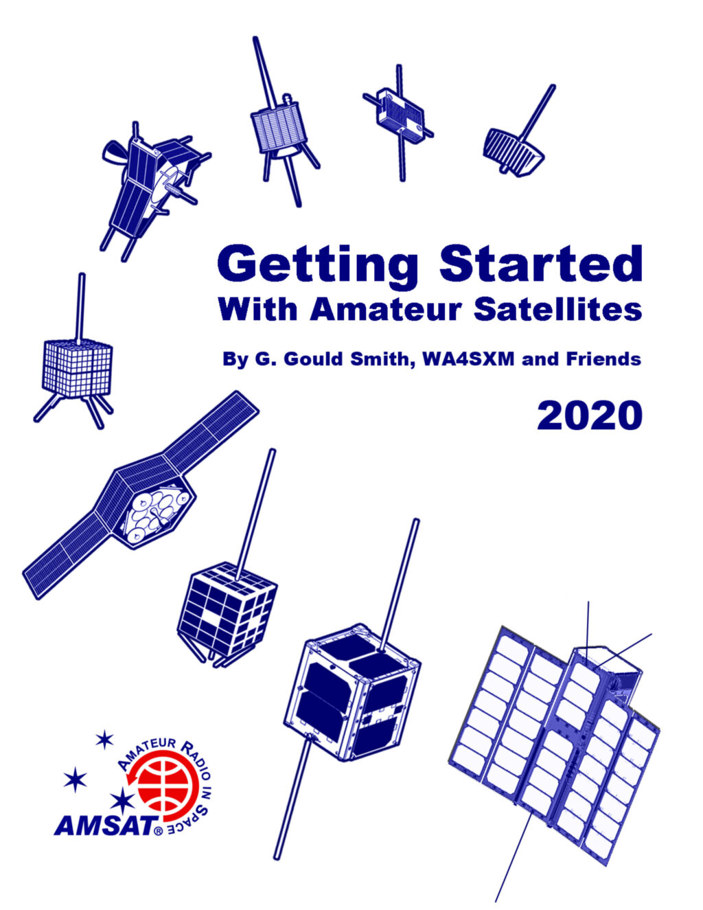 2020 Edition of Getting Started with Amateur Satellites