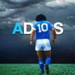 Primo Award Diego Armando Maradona 10-Memorial 2021